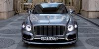 Bentley Flying Spur: Во имя короля