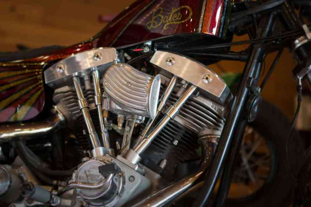 S&S SH80-Series Shovelhead Style Motoren