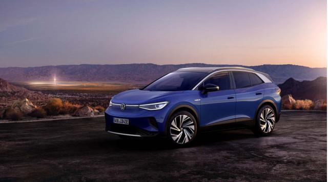 2021 Volkswagen ID 4
