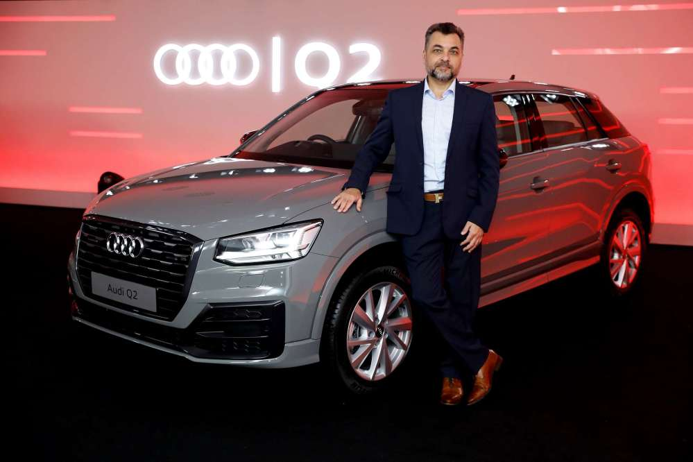 Audi India launches Q2 SUV, prices start at INR 34.99 lakh