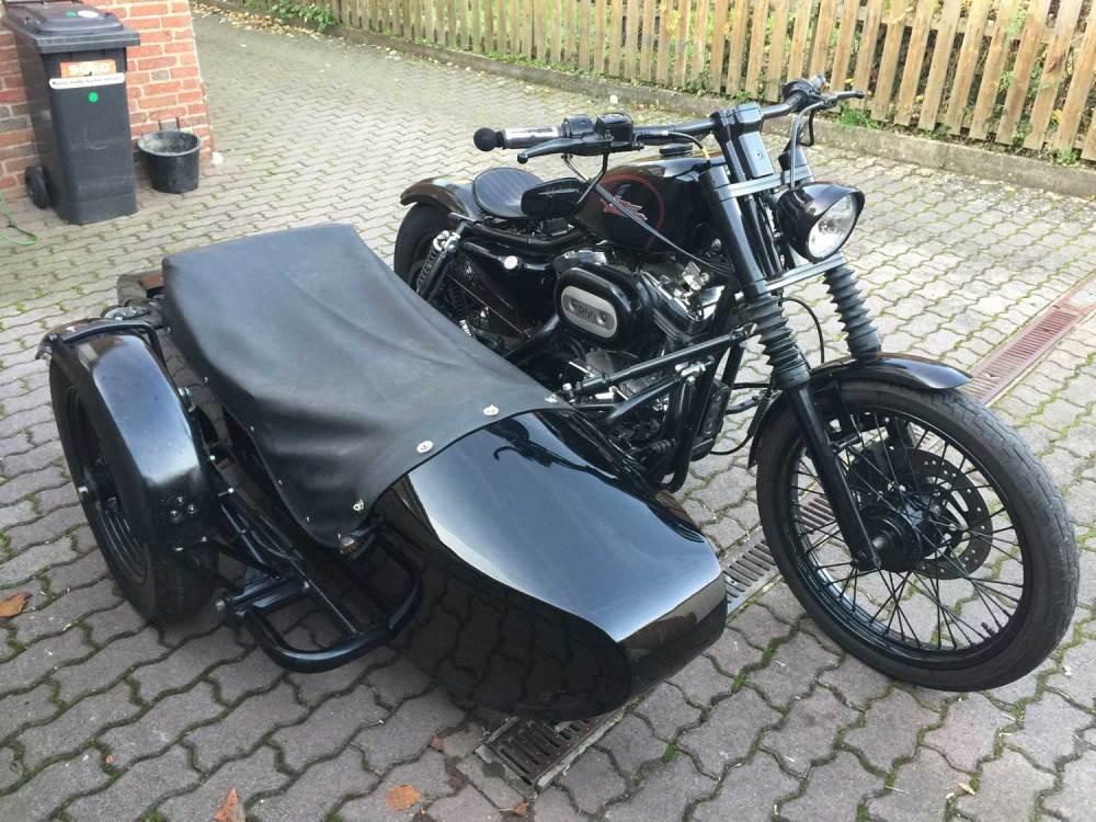 Zeugenaufruf: Unbekannte stehlen Motorräder aus Garage in Badenstedt