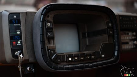 """The """"steering wheel"""" of the MX-81 Aria"""