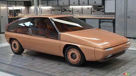 The MX-81 Aria, right side profile