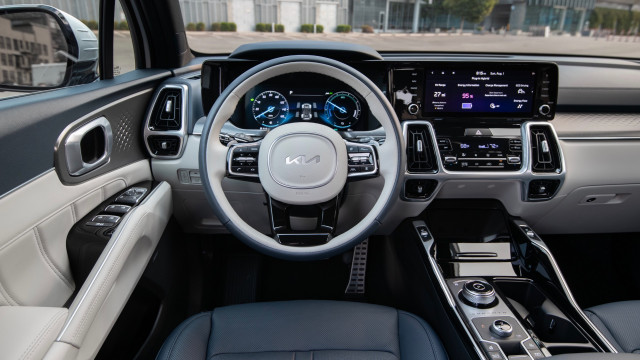 2022 Kia Sorento Plug-In Hybrid