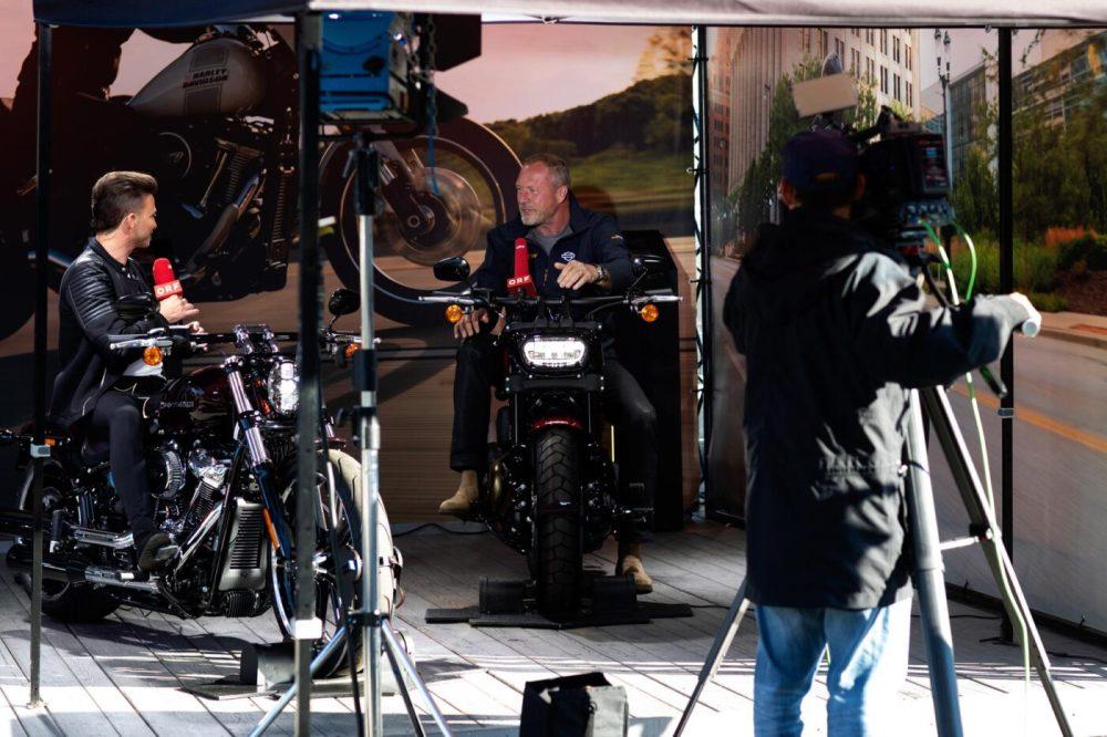 Kolja Rebstock - Harley-Davidson