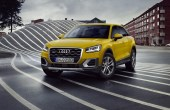 2020 Audi Q2 S Line Yellow Color