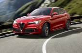 New Alfa Romeo Stelvio - Small Luxury SUV