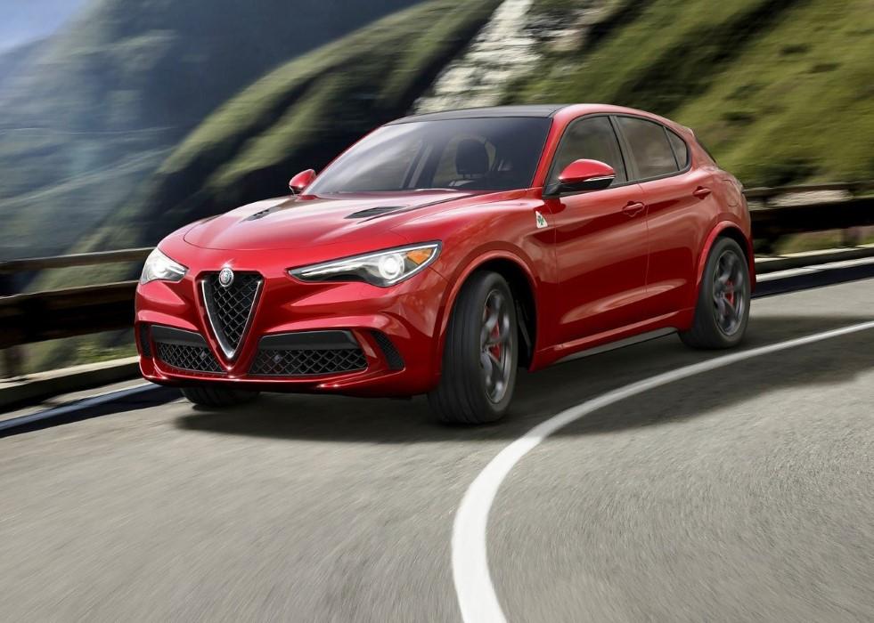 New Alfa Romeo Stelvio - Best Small Luxury SUV