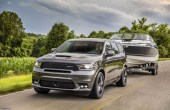 New Dodge Durango SUV With 7 Seater