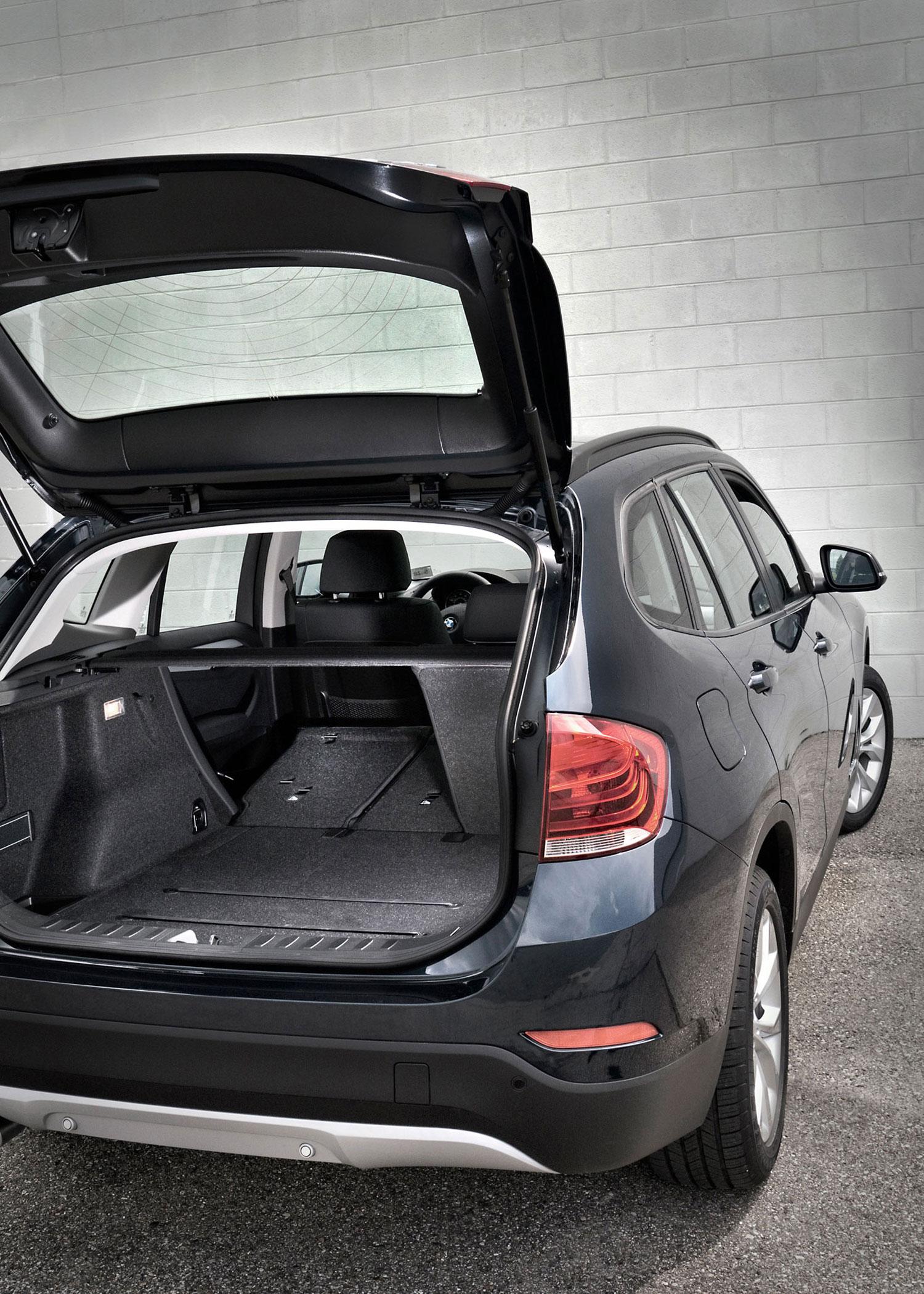 2020 BMW X1 Cargo Space