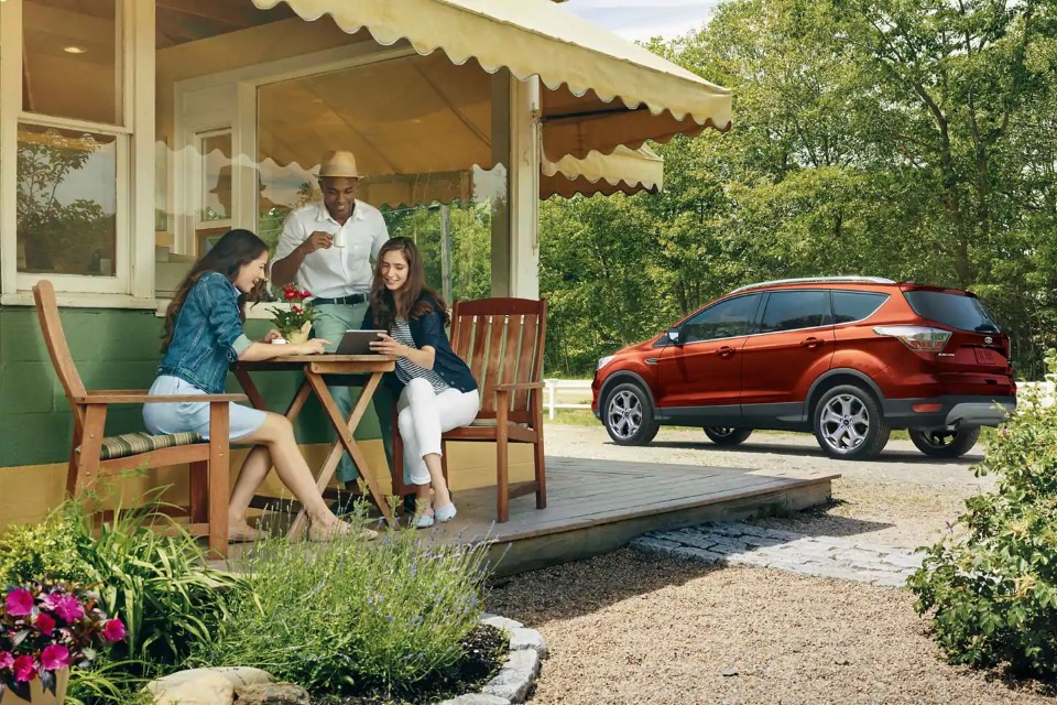 2020 Ford Escape Lease