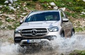 2020 Mercedes GLE 350 Redesign and Changes