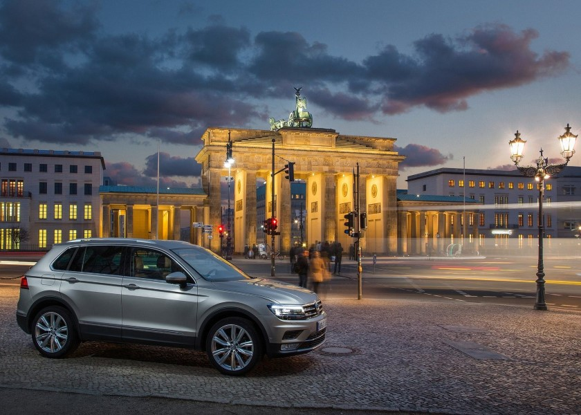 New Volkswagen Tiguan Lease
