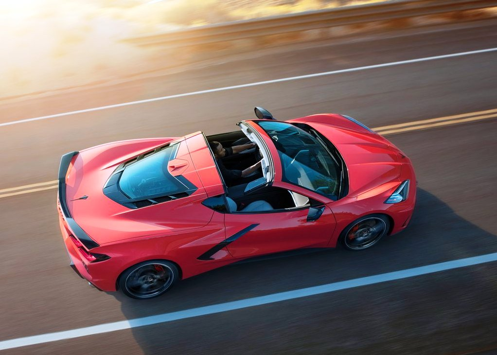 2020 Corvette Stingray 0-60 Accelerations