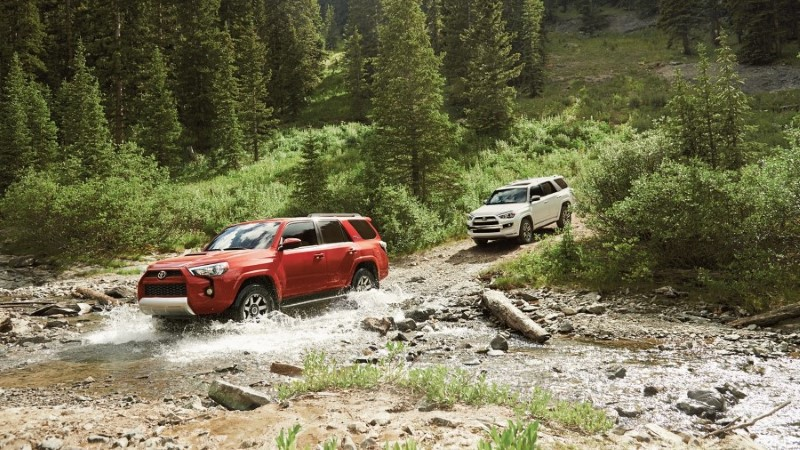 2021 Toyota 4Runner Limited Redesign