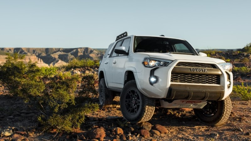 2021 Toyota 4Runner TRD Pro Overview