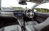 2021 Toyota Auris Interior Images