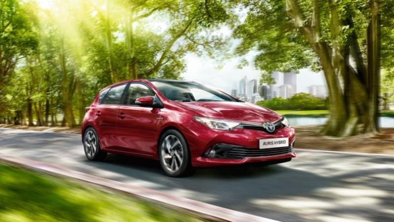 2021 Toyota Auris Release Date