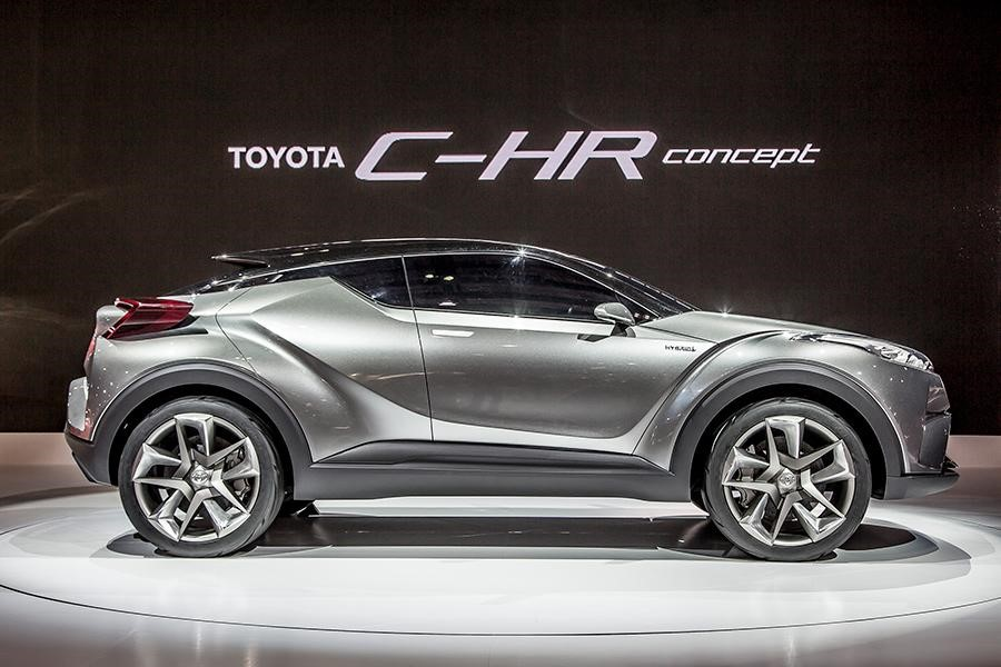 2021 Toyota C-HR Release Date & Price