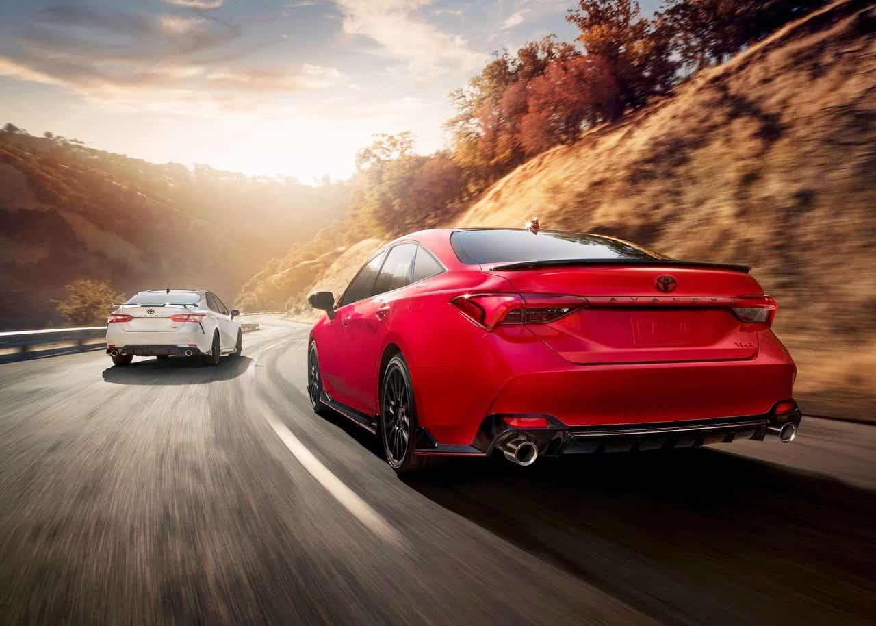 2021 Toyota Camry Hybrid Engine
