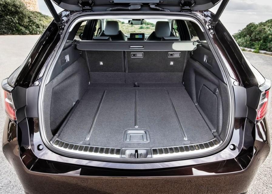 2021 Toyota Corolla Dimensions