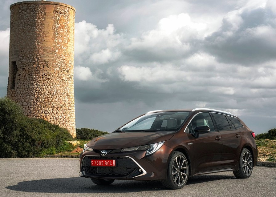 2021 Toyota Corolla Hybrid Engine Specs