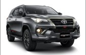 2021 Toyota Fortuner Redesign