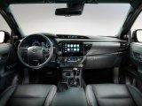 2021 Toyota Hilux Interior Pictures