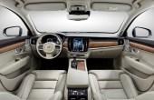 2021 Volvo S90 Interior