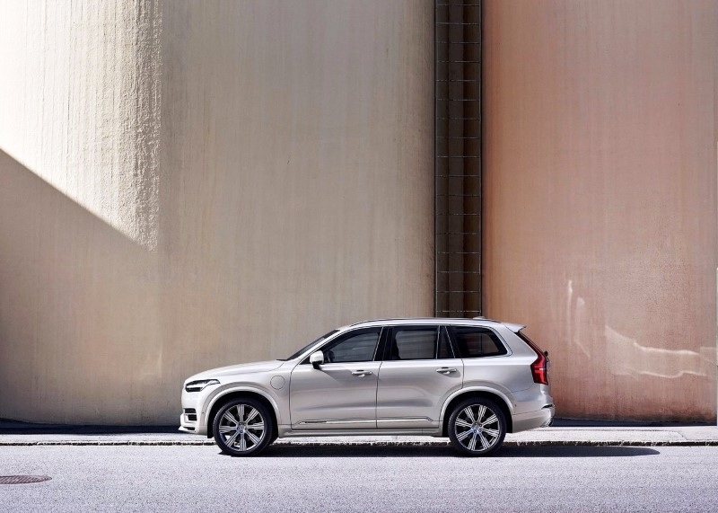 2021 volvo xc90 review best 7seater suv on earth