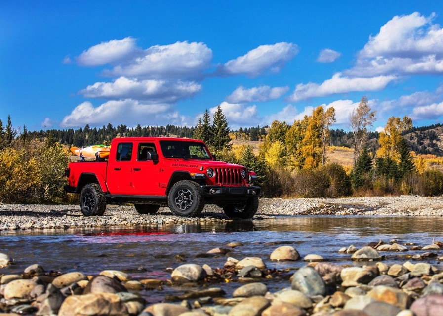 New Jeep Gladiator - 2021 Cars Waiting For