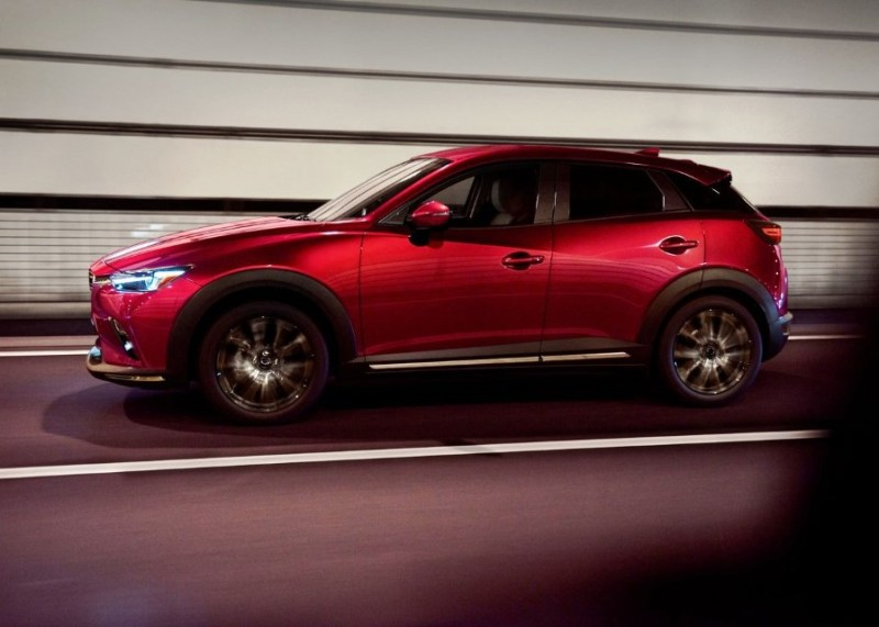 New Mazda CX-3 - Best SUV Lease Deals in Canada Today