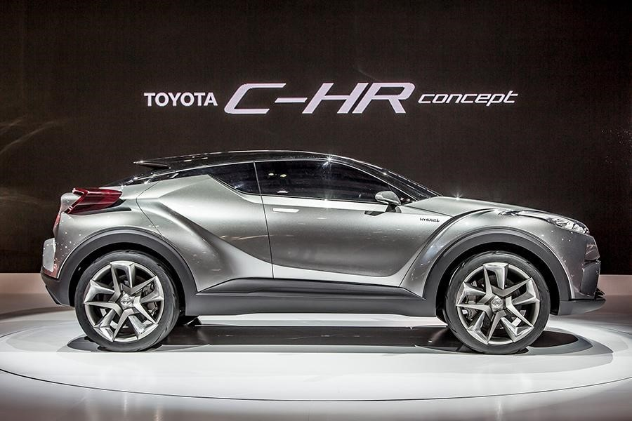 New Toyota C-HR - Best SUV Lease Deals in Canada Today