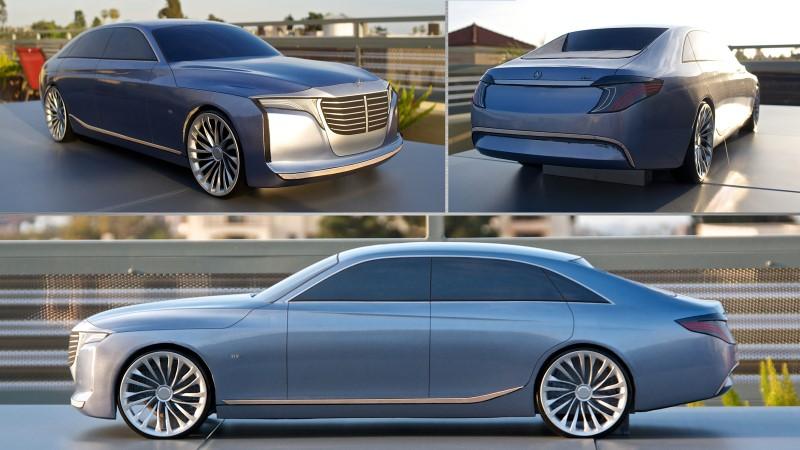 2021 Mercedes U Class Debut