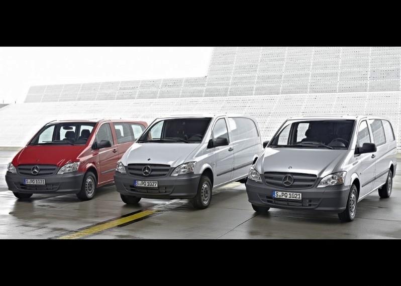 2021 Mercedes Vito Configurations
