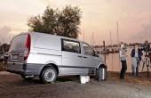 2021 Mercedes Vito Passenger Van