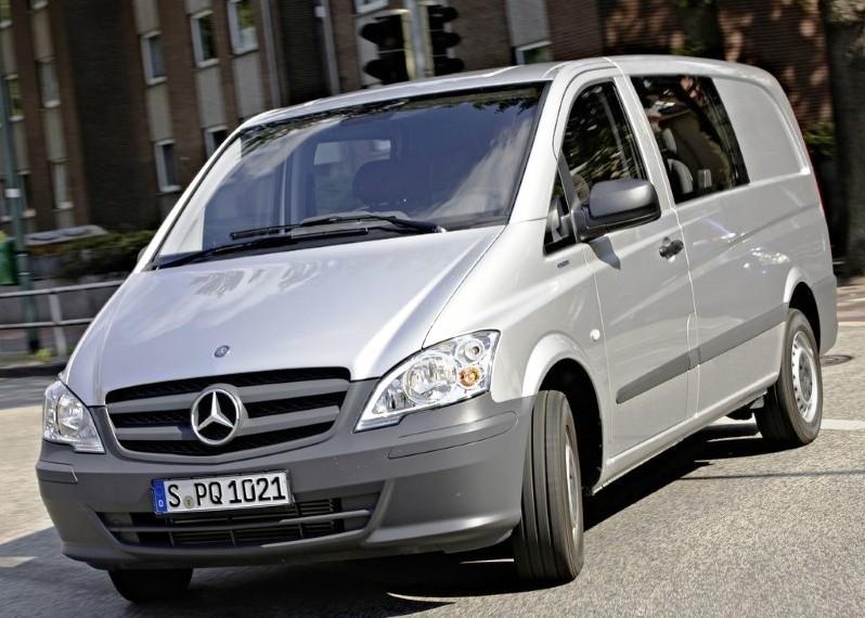 2021 Mercedes Vito Pricing