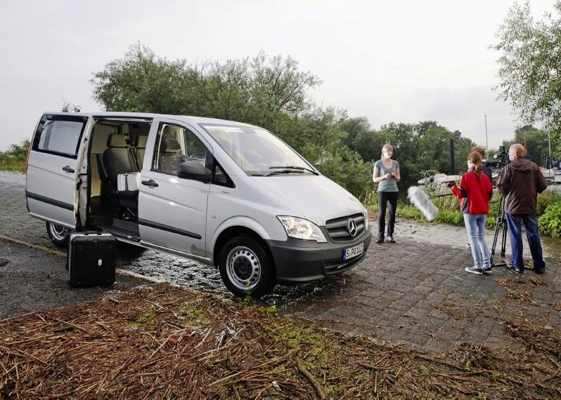 2021 Mercedes Vito Review
