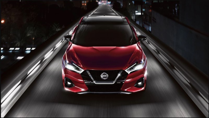 2021 Nissan Maxima Concept Images