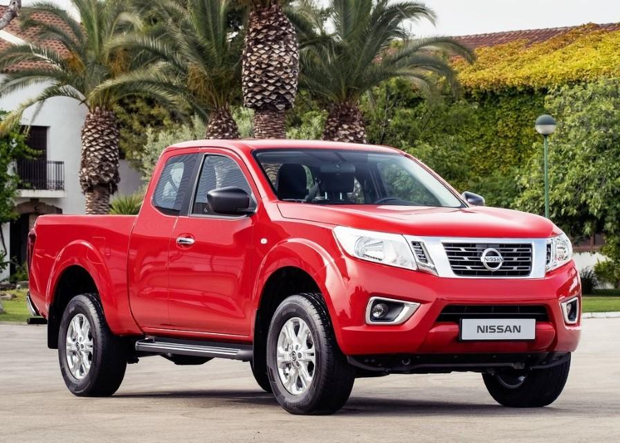 2021 Nissan Navara Facelift
