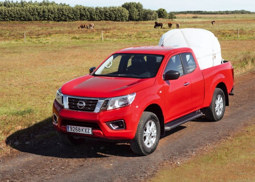 2021 Nissan Navara Towing Capacity