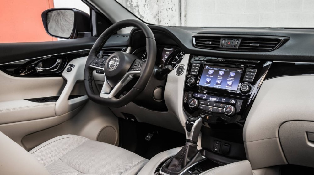 2021 Nissan X Trail Interior Images