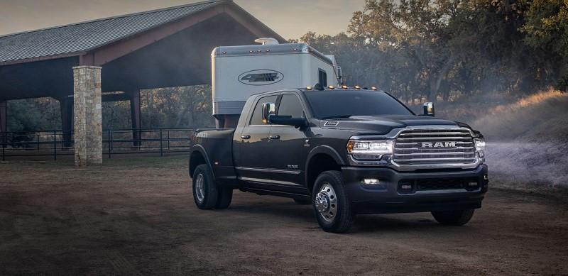 2021 Ram 3500 Truck Price & Release Date