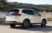 2021 Subaru Forester Adventure Versions