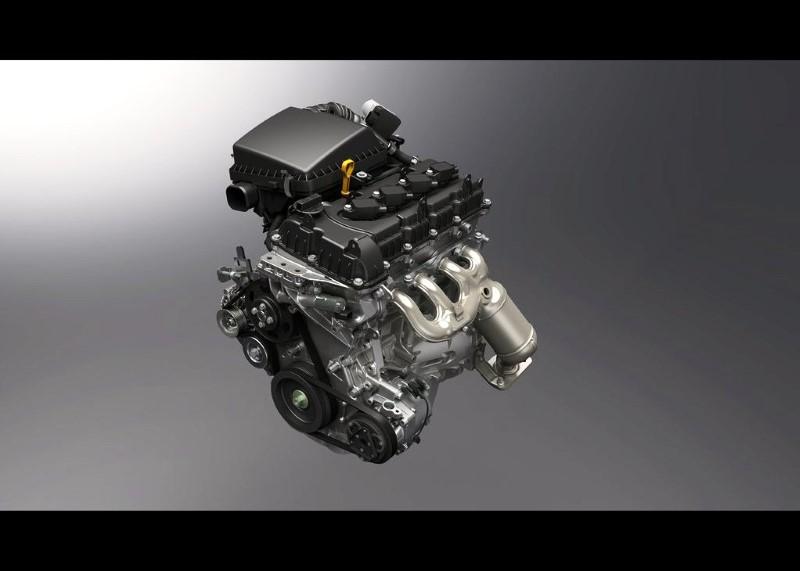 2021 Suzuki Jimny New Engine