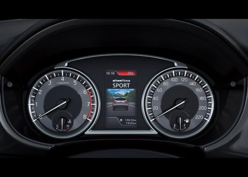 2021 Suzuki Vitara Interior Features With Safety Assist