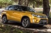 2021 Suzuki Vitara SUV Review