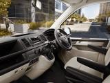 2021 VW Transporter Interior Dashboard Pictures