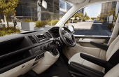 2021 VW Transporter Interior Dashboard Pictures