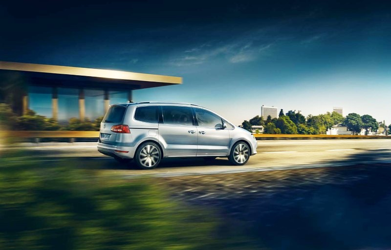 2021 Volkswagen Sharan Performance